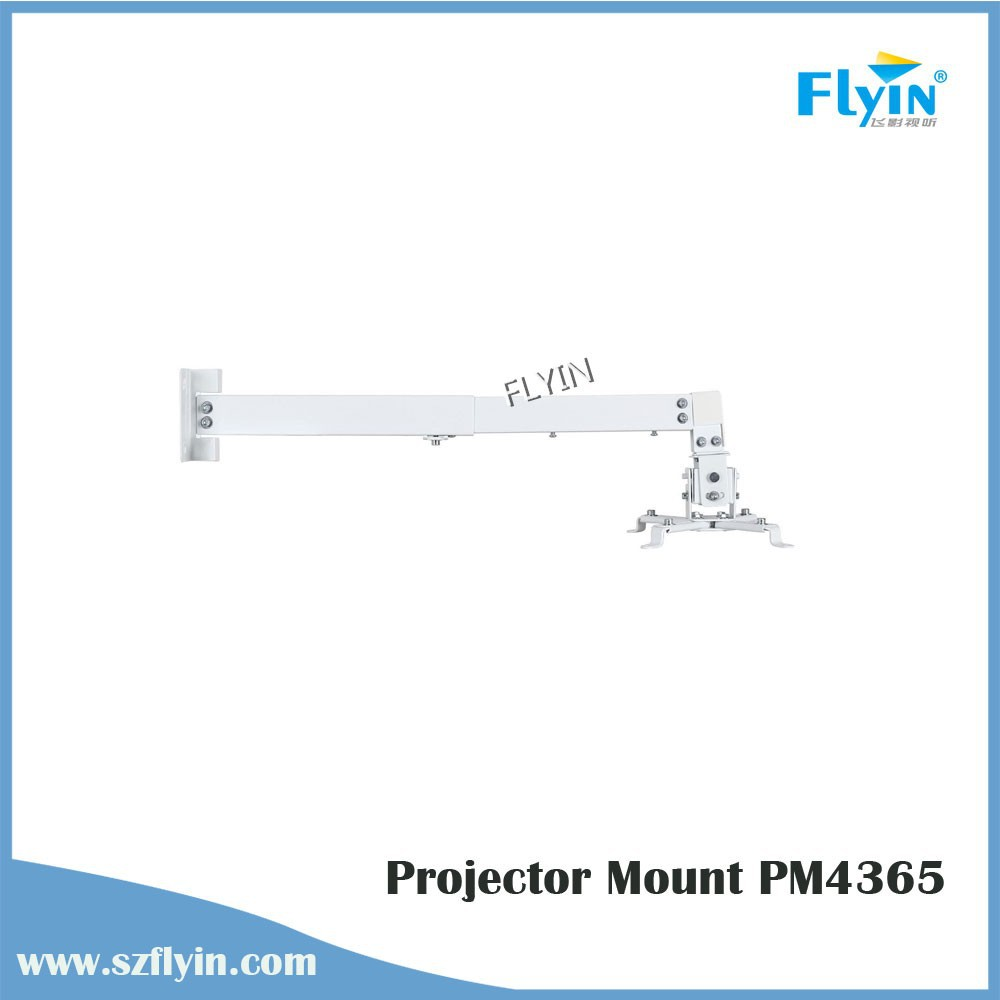 Top quality PM4365 Universal LED/DLP/LCD overhead projector bracket/projector Ceiling Mount