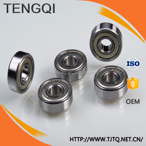 NSK NTN Small Miniature Deep Groove Ball Bearing 691 size 1*4*1.6 mm