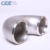Stainless Steel ASME WP304/316 ANSI B16.9 pipe fitting elbow