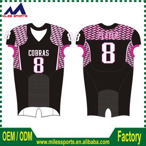 229793c84 new style custom full sublimation american football jerseys
