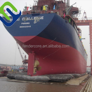 Marine Ship Launching Airbag to ship lifting with lower price