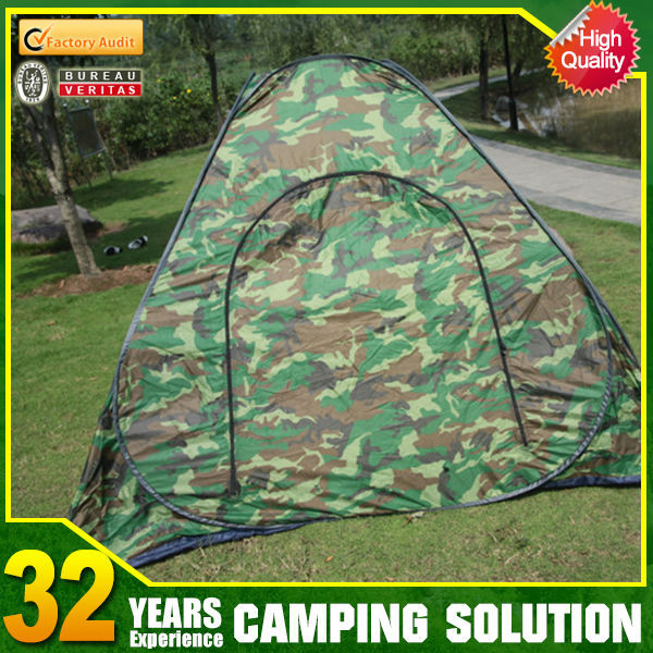 forest camouflage camping tent waterproof tent