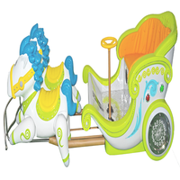 Factory direct price magical horse riding machine play center