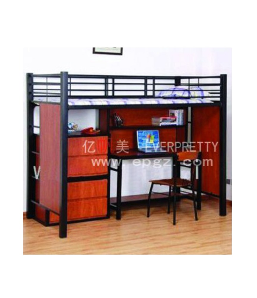 Black Iron Beds Single Bed Drawers Bunk