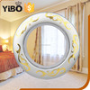 YIBO 628 plastic eyelet curtain ring for NEW Style home decor curtain ring