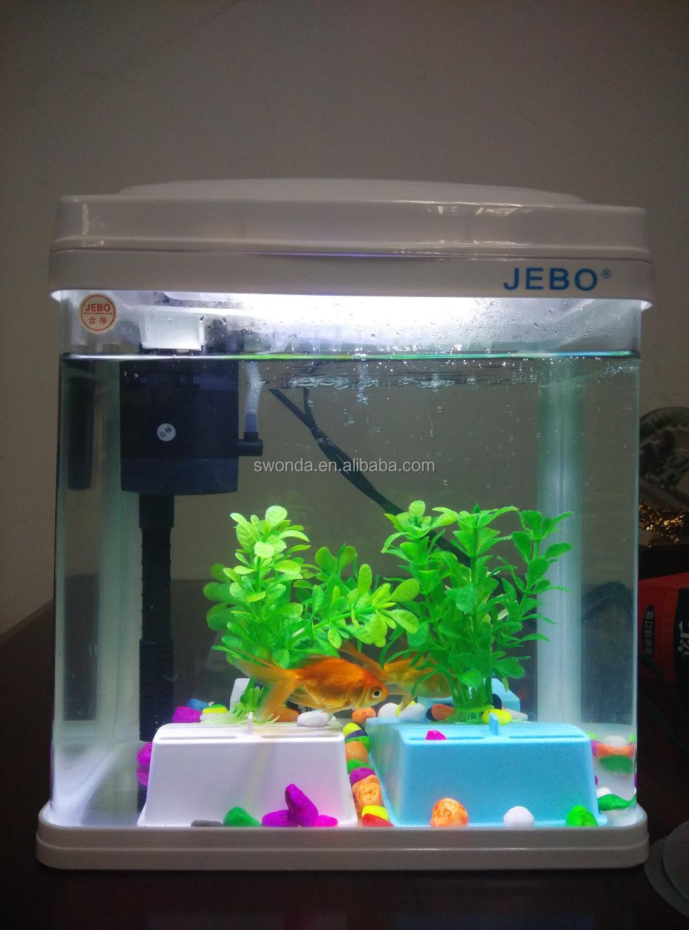 Jebo aquarium fish tank sale - Pocket Size Hot Sale Indoor Marine Fish Tank Aquarium Buy Aquarium Indoor Fish Aquarium Hot Sale Indoor Fish Aquarium Product On Alibaba Com