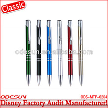 Disney factory audit manufacturer's metal ball point pen 142195