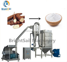 Whole Set Flour Mill Cassava Milling Machine Grinding