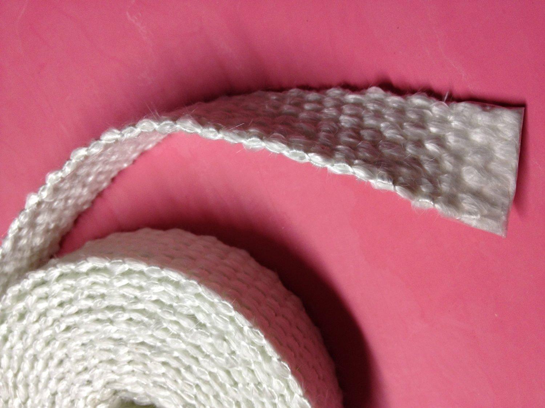 Buy Flat Gasket Braided Fiberglass Rope 1/8