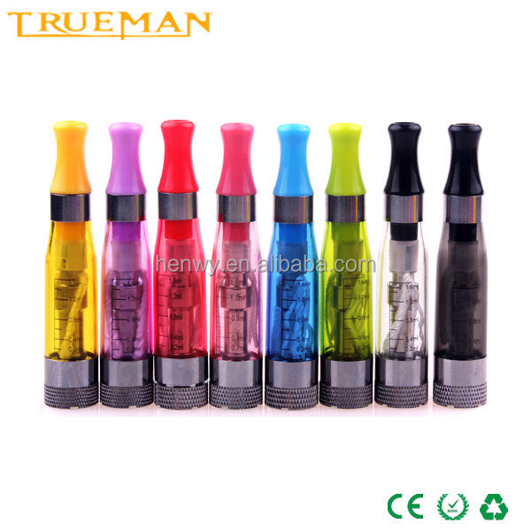 wholesale electronic cigarette clearomizer ego ce4v2/ce4+/ce5/ego ce4 with 8 colors