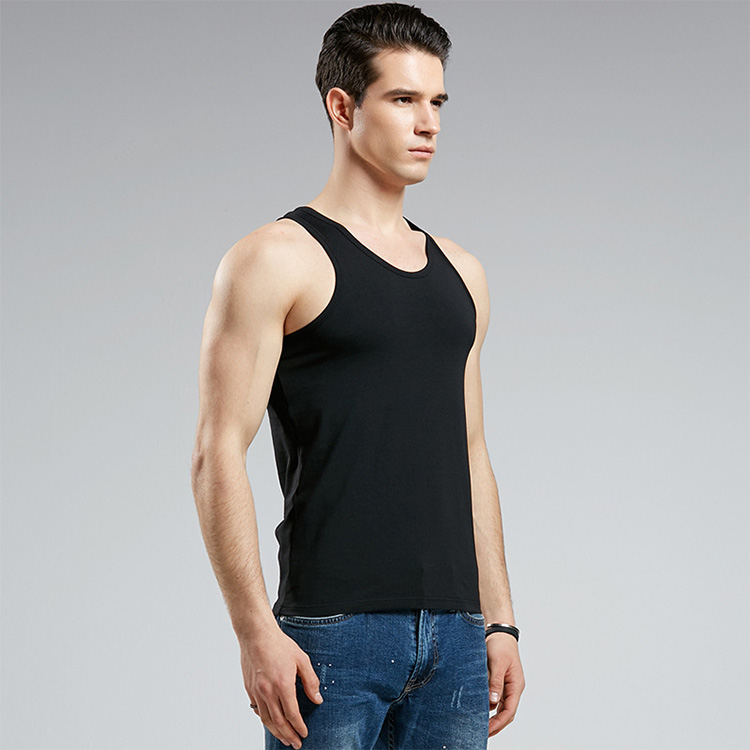 OEM Service tank tops Quick Dry fitness men singlet tank top