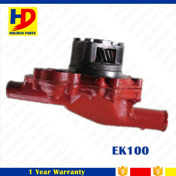 EK100 16100-3122 Water Pump For HINO Truck Engine Spare Parts