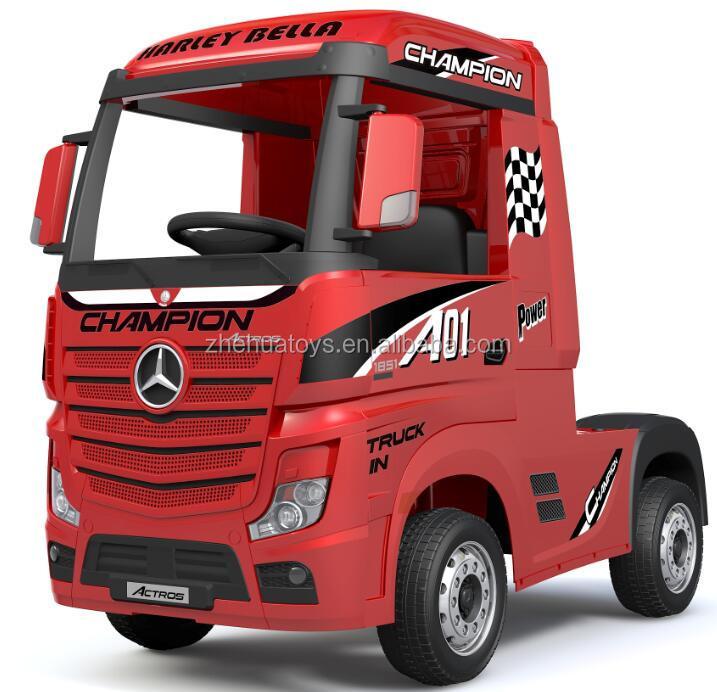 2019 Mercedes Benz Actros Camion Sous Licence Voiture Jouet Enfants Tour Électrique En Voiture Buy Voiture Électrique Pour Enfants,Mercedes Voiture