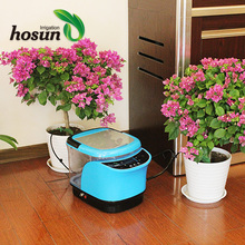 Hot selling lower price garden hydroponic plant battery automatic watering system