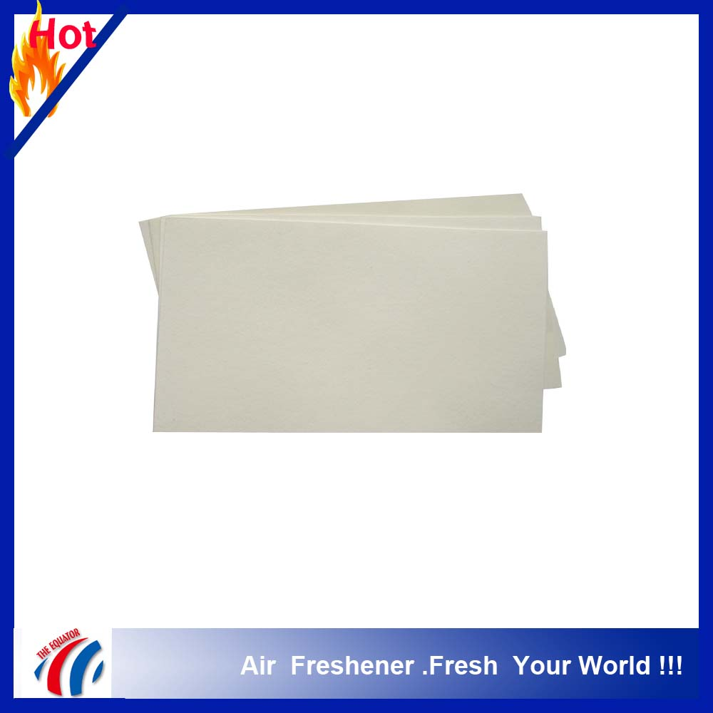 2016 Good quality Absorbing paper for air fresheners made on China