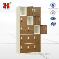 15 door wardrobe locker/cupboard/cabinet