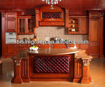 Incomparable Luxury Kitchen Cabinets Antique Style Cabinetry Carved Hanging Cabinet Bf08
