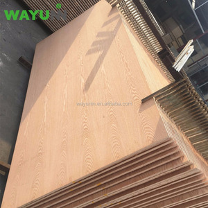 Okoume / Birch / Pine / Teak / Red Oak veneer 12mm 18mm plywood