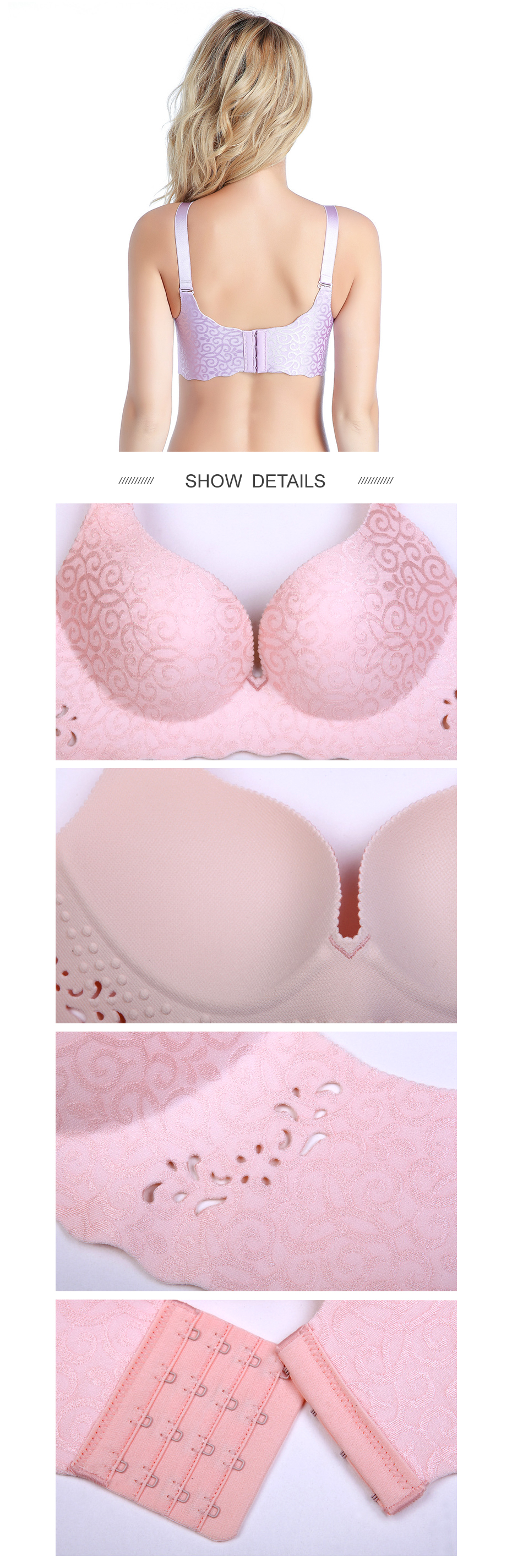 HSZ 886 Cheap muslim wholesale women lady underwear factory turkey
