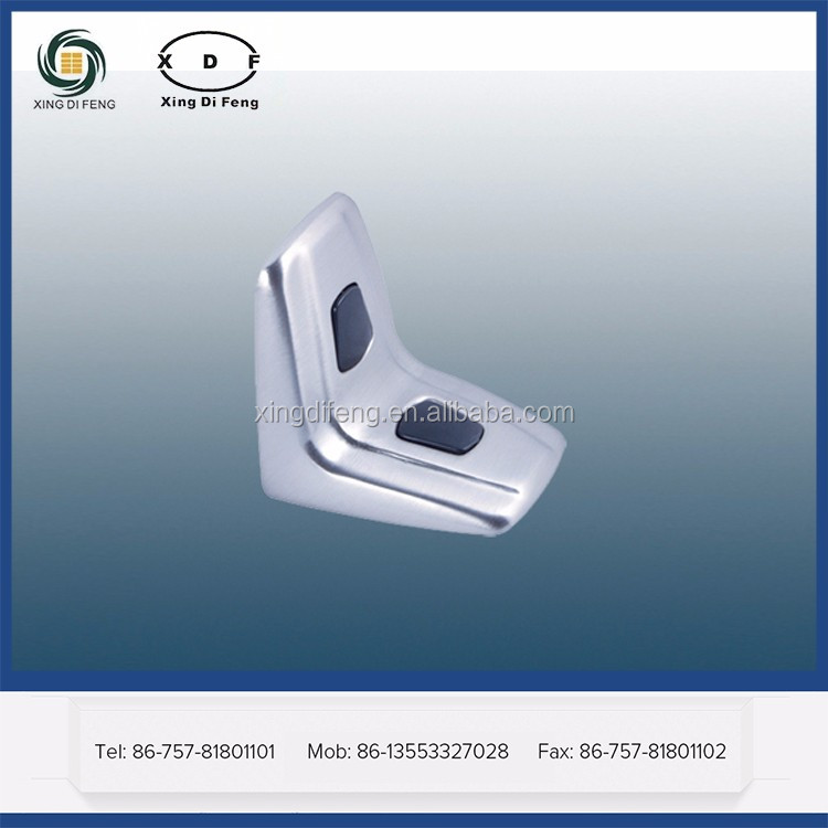 Z-003 furniture bed bracket hardware zinc alloy brackets for furniutre