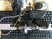 USED KEY BOARD AND MOUSE