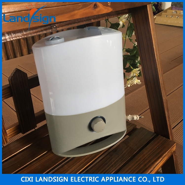Cixi Landsign electric humidifier fan type EH871 whole room cool mist new innovative ultrasonic air humidifier
