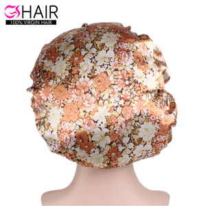 GS hair #A7 Bling Wholesale Satin Bonnet