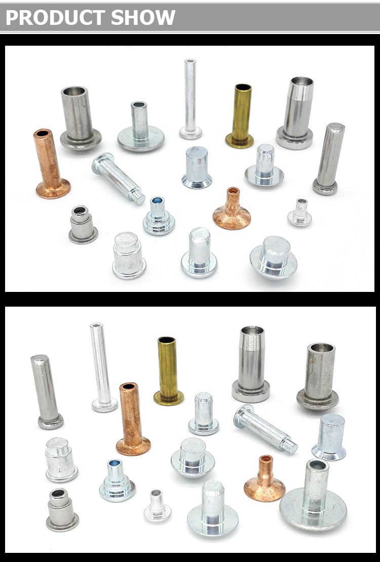 Imported very competitive price customized solid bolt rivet