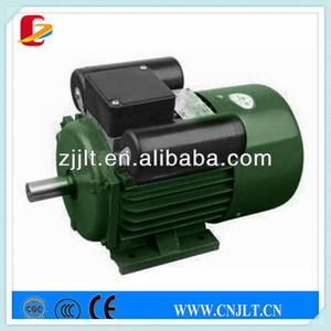 ML Single Phase Electric Motor with Aluminium Housing Little Vibration High efficiency Large torque Low Starting Current