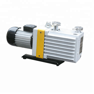 25 L/s double stage direct drive china rotary slide vacuum pump vane pump for freeze drying