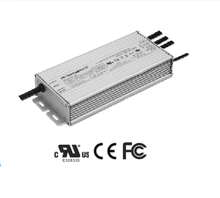 Inventronics 100W 700mA/1050mA Three-channel Triac Dimmable LED Driver Multiple Constant Current Output Switching Power Supply