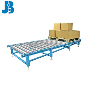 Factory custom powered flexible roller conveyor manufacturers