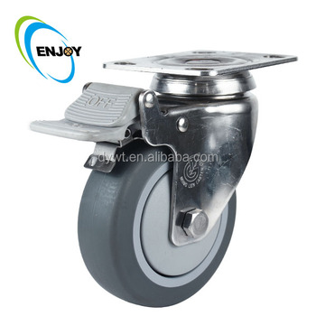 ENJOY Hospital Equipment Bed Wheel Medical Caster
