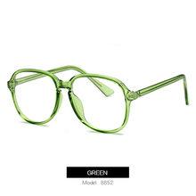 Imwete, Классические Прозрачные очки, оправа для женщин и мужчин, Ретро стиль, карамельный цвет, оптические оправы для глаз, женские прозрачные ...(Китай)