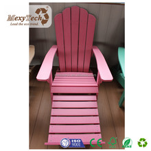 Low price composite wood outdoor garden furniture for sale