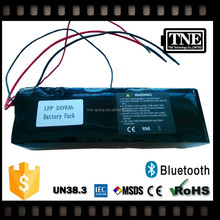TNE 48v 20ah lifepo4 battery pack for electric vehicle