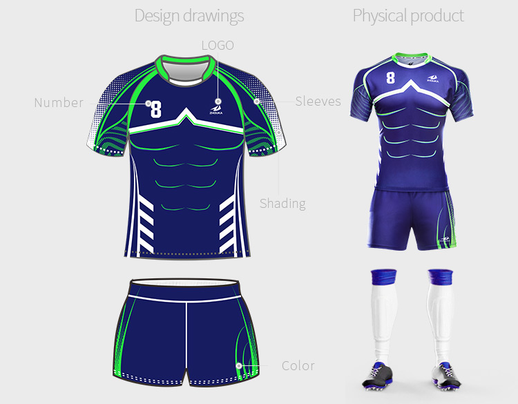 New design rugby shirt,sublimated rugby jersey,man suit rugby jersey