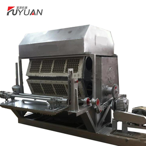 brick dryer 3000 pcs egg tray machine production line