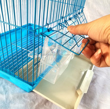 Foldable Metal Bird Cages for Canary
