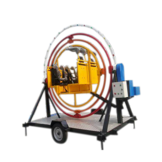Good quality commercial human gyroscope for sale, Customized