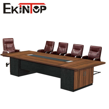 2016 modern style luxury 10 person conference room table for 10 person conference table
