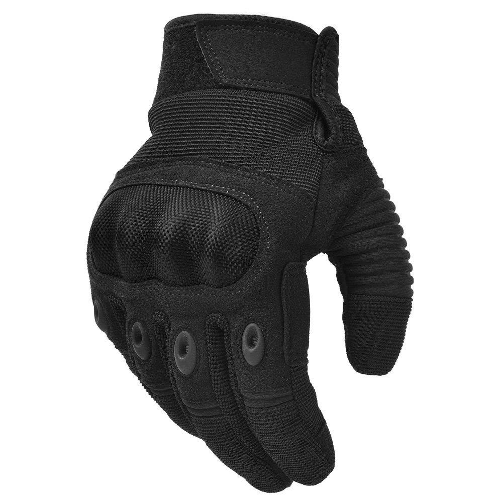 c11ed3d7b00f Buy Hard Knuckle Tactical Gloves Motorcycle Gloves Motorbike ATV ...