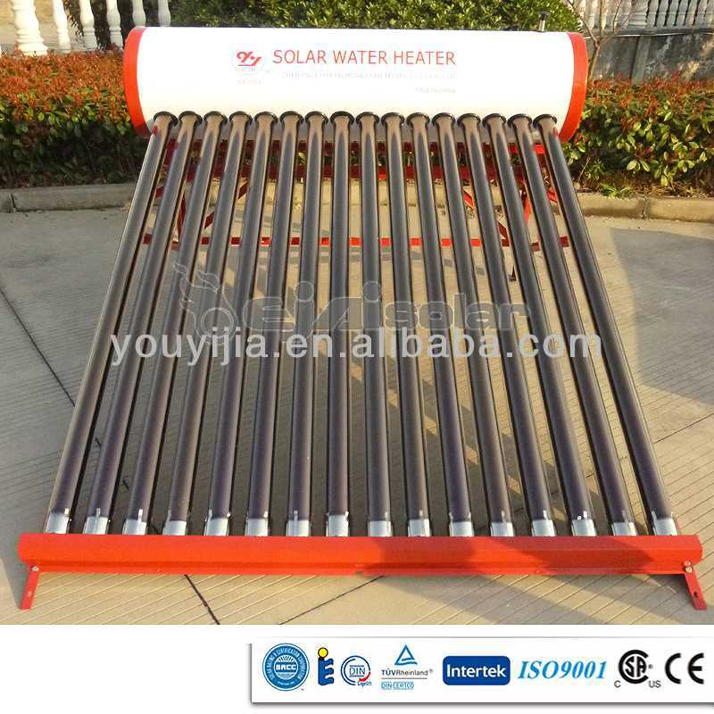 Thermosiphon Solar Heating System, Solar Water Heater
