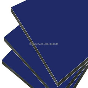 PE coated aluminum composite panel for inner room