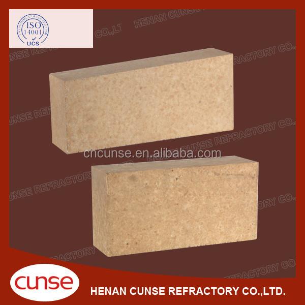 High Alumina Refractory Brick For Blast Furnace Plant
