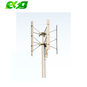 2000W vertical axis wind turbine generator windmill 2KW
