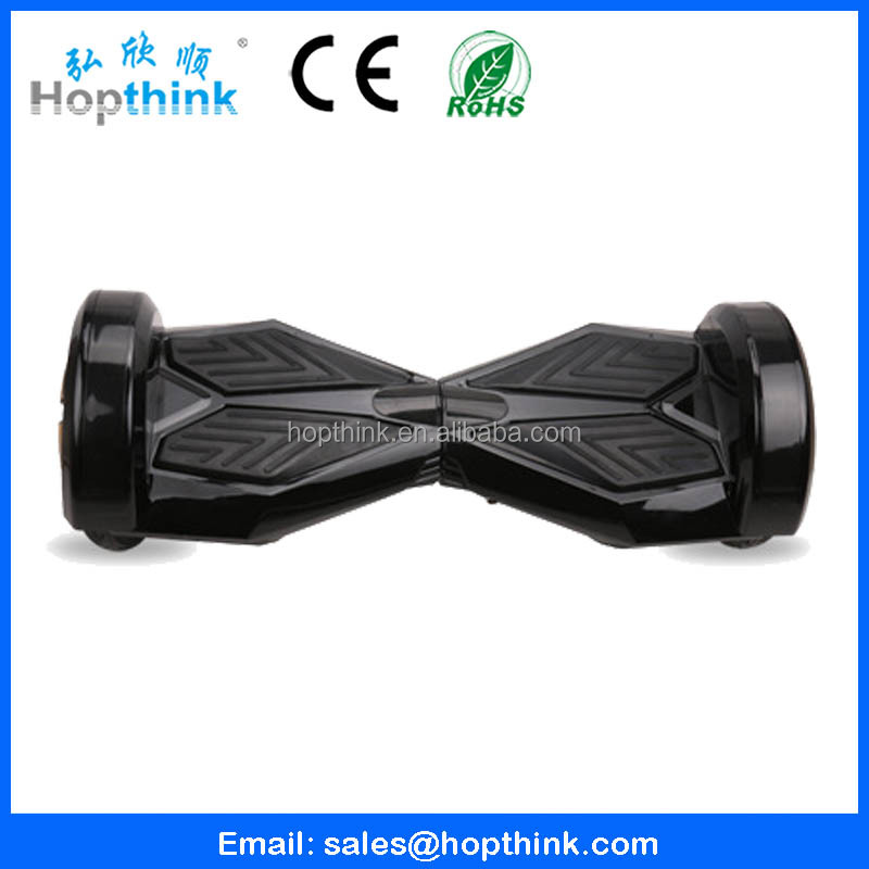 Hot Sell China 2Wheel Self Balancing Electric Scooter 2-3 hours charging time 8 inch The lithium battery electric scooter