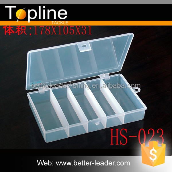 HS023 color pp fishing box