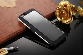 High quality hight capacity 3500mah polymer power bank battery case for iphone 6