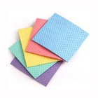 Great absorbent resistant printed cellulose sponge cloth